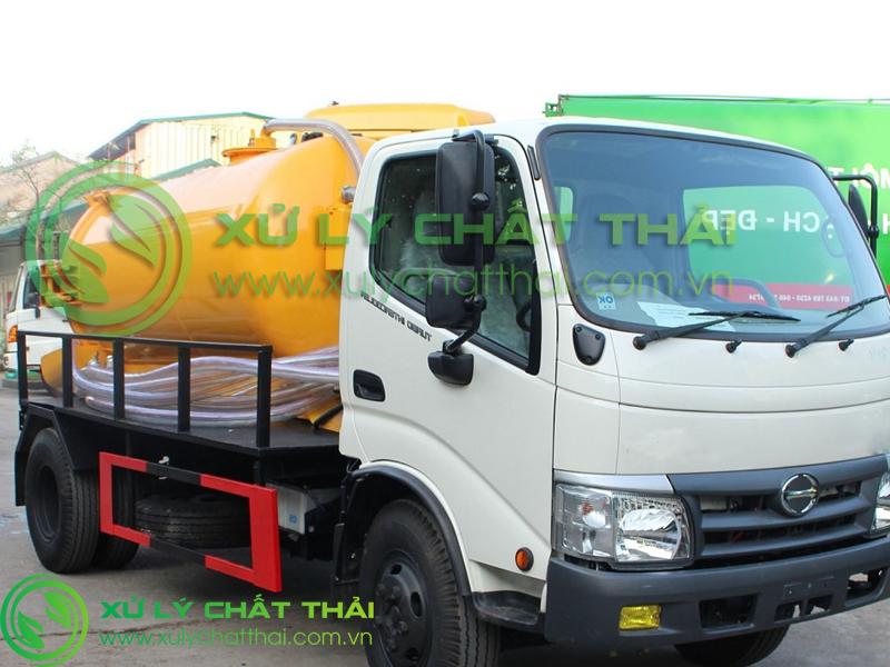 Trước đây yêu cầu dịch vụ hút hầm cầu tại Phú Lộc là rất khó khăn