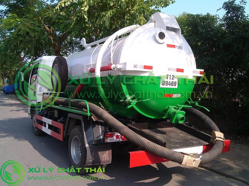 nhu cầu hút hầm câu Quảng Nam ngày càng tăng cao