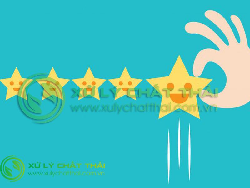 Cam kết mang đén chất lượng phục vụ 5 sao đến với khách hàng