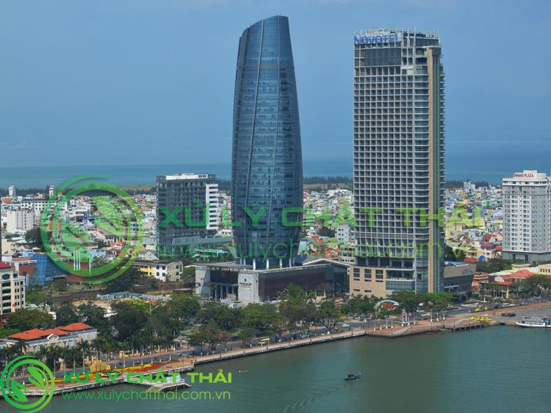 Tình hình bảo vệ môi trường trên địa bàn quận Hải Châu