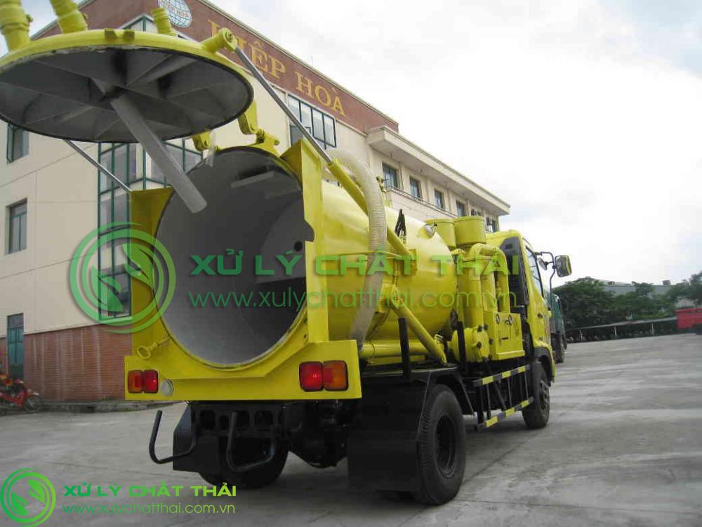 Dịch vụ hút hầm cầu Đà Nẵng chất lượng cao nhất