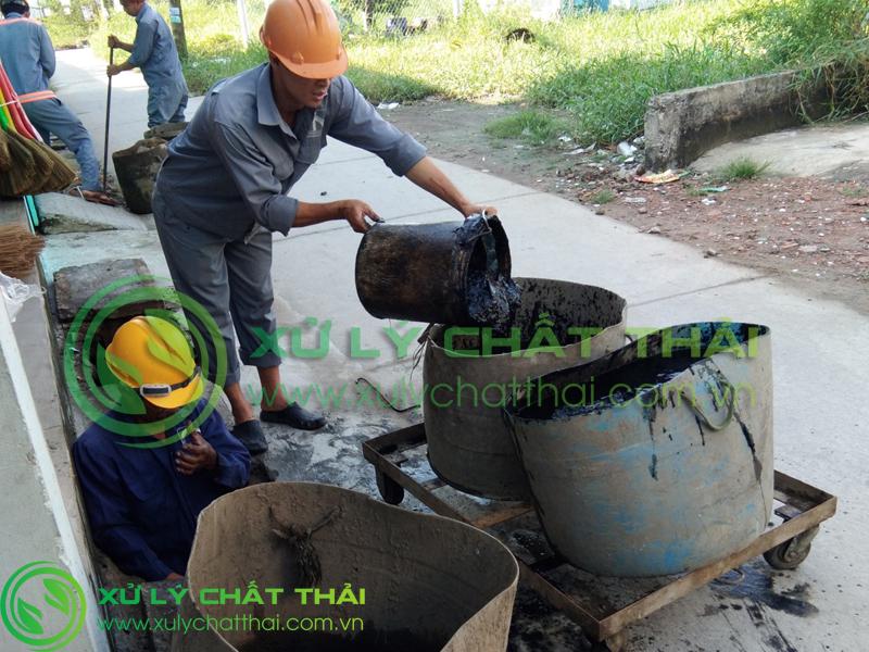 Đội ngũ thi công thông cống nghẹt Sơn Trà chất lượng nhất
