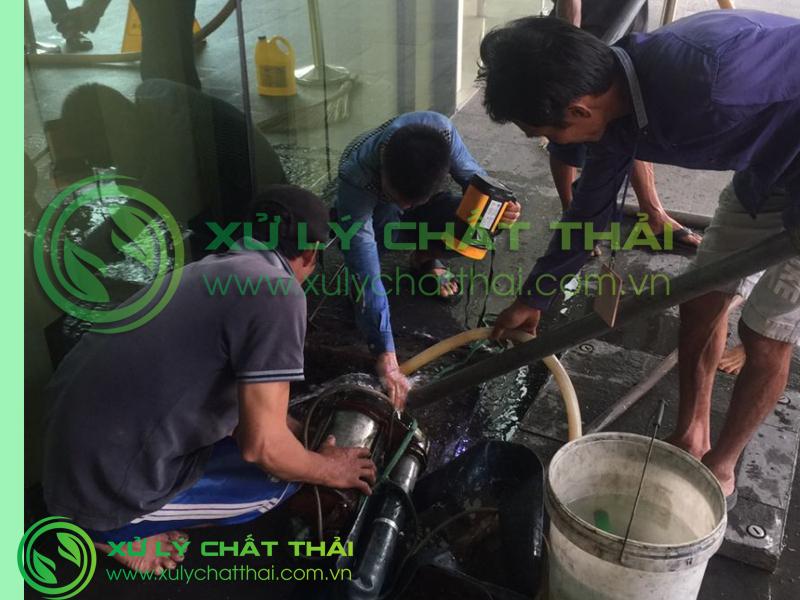 Thông cống nghẹt Thanh Khê chuyên nghiệp