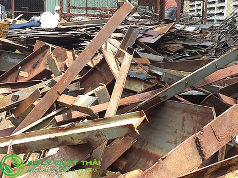 Xulychatthai.com.vn - thu mua phế liệu Sắt