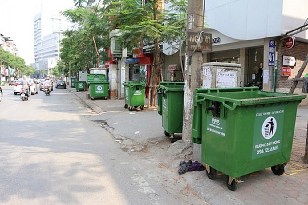 thùng rác nhựa tại Đà Nẵng
