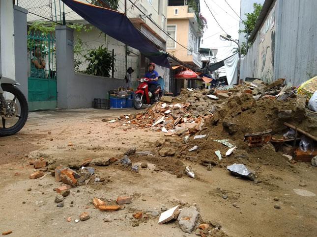 Trung tâm kinh doanh và tư vấn môi trường Đà Nẵng