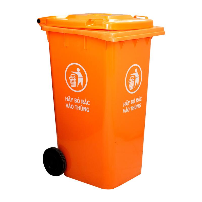 Thùng rác y tế 240 lít tại Đà Nẵng