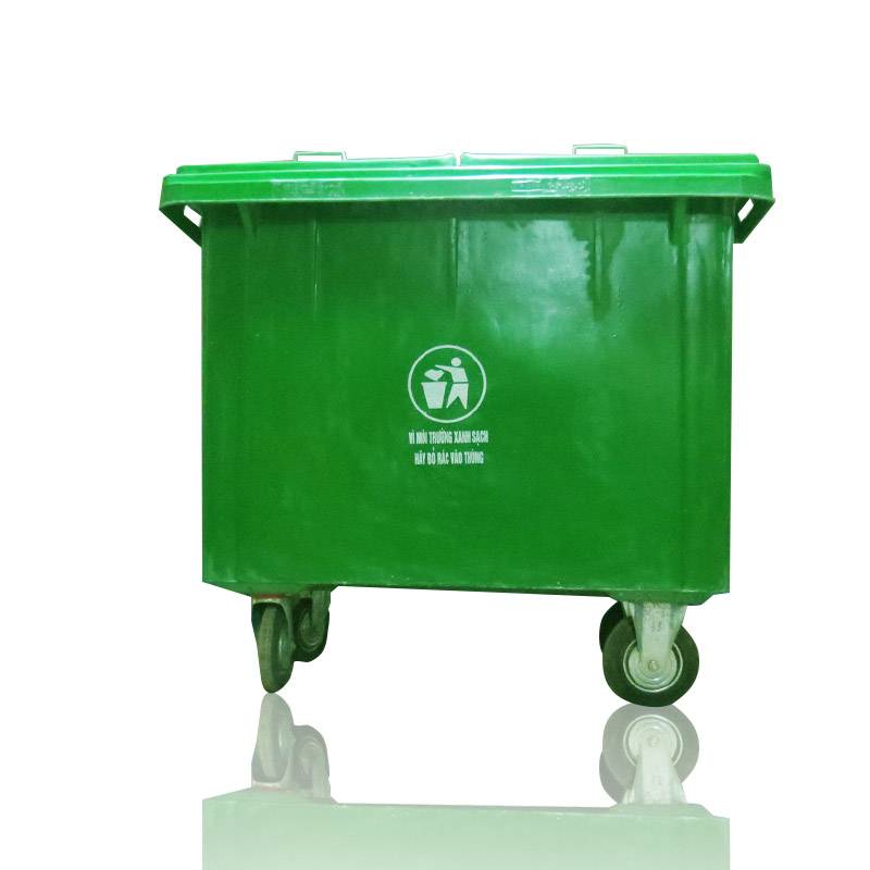 Thùng rác composite tại Quảng Nam