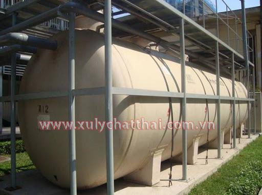 Module xử lý nước thải theo phương pháp AAO