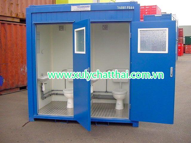 Cho thuê nhà vệ sinh di động Đà Nẵng