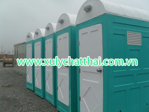 Cho thuê nhà vệ sinh di động tại Đà Nẵng