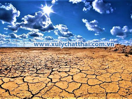 Tình hình thời tiết cực đoan của biến đổi khí hậu