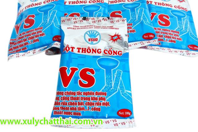 bột thông cống Quảng Nam