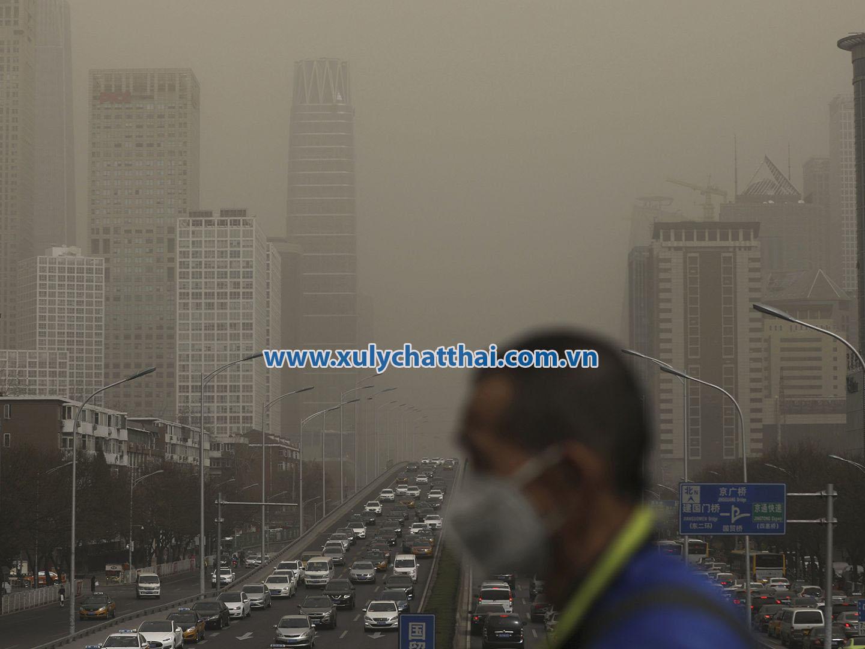 Giải quyết ô nhiễm không khí rất quan trọng