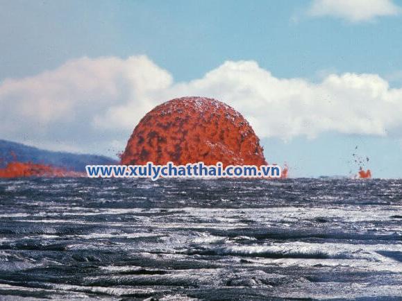 phun trào nham thạch