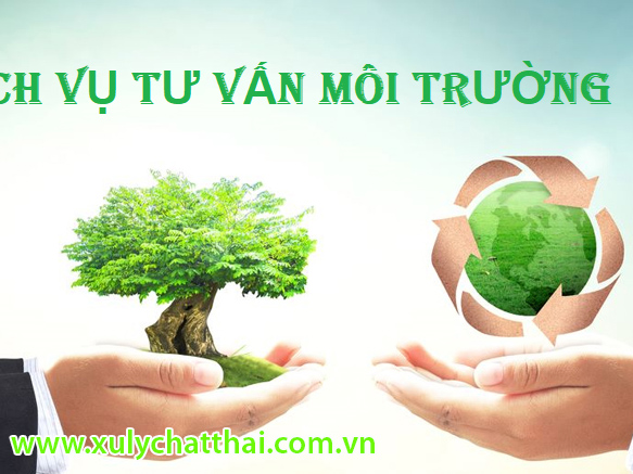 Dịch vụ tư vấn môi trường