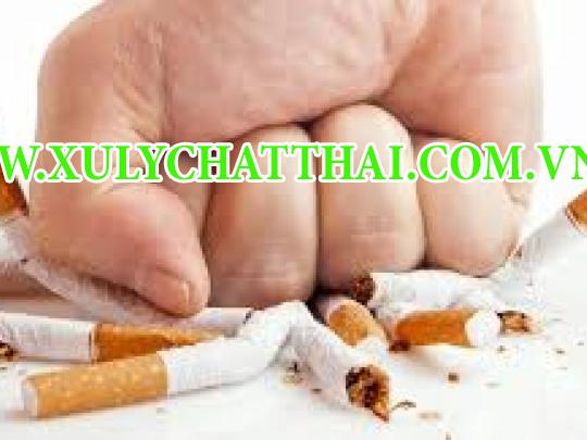 Hãy cai thuốc lá trước khi quá muộn