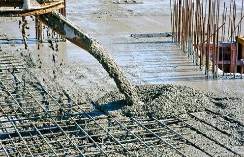 Pha trộn bê tông cho các công trình dân dụng