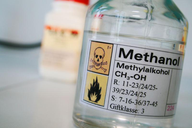 Cồn metanol