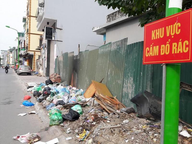 Cần có biện pháp khắc phục hiện tượng xả rác bừa bãi