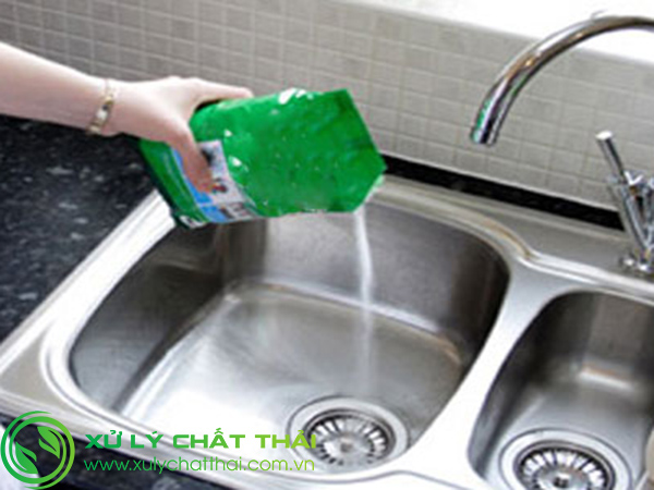 Thông tắc bồn rửa chén, chậu rửa Bát tại Đà Nẵng
