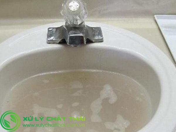 Thông tắc chậu rửa mặt tại Đà Nẵng
