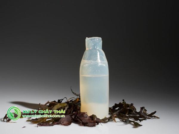 Nhựa giả có khả năng tự phân hủy nhanh