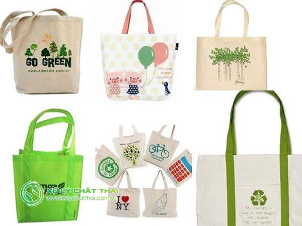 Túi vải thân thiện môi trường