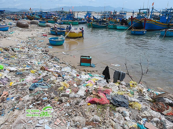 Nguồn nước ô nhiễm ở mức báo động