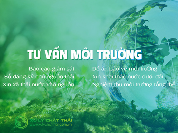 Các dịch vụ môi trường của Công ty chúng tôi