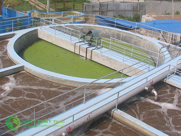 Tư vấn, thiết kế, thi công hệ thống xử lý nước thải