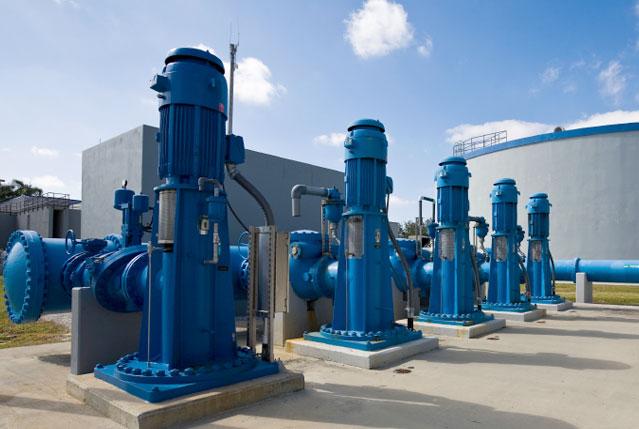 Hệ thống xử lý nước cấp ngành Dược Phẩm