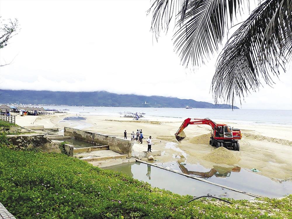 Thực trạng ô nhiễm môi trường biển ở nước ta hiện nay