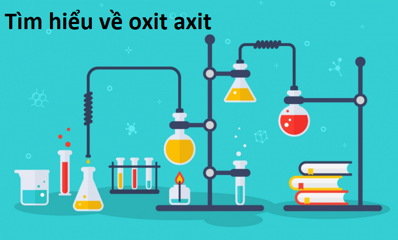 Tính chất hóa học oxit axit